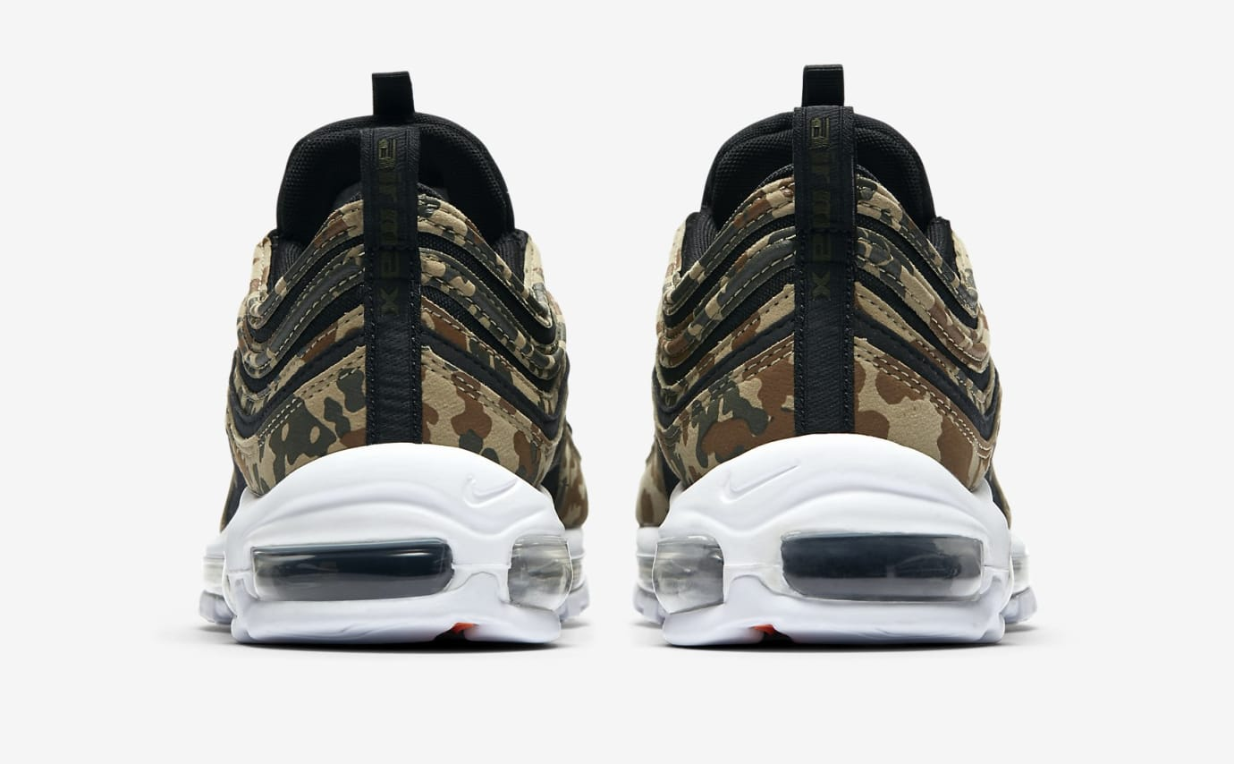 Nike Air Max 97 'Country Camo' Germany AJ2614-204 (Heel)