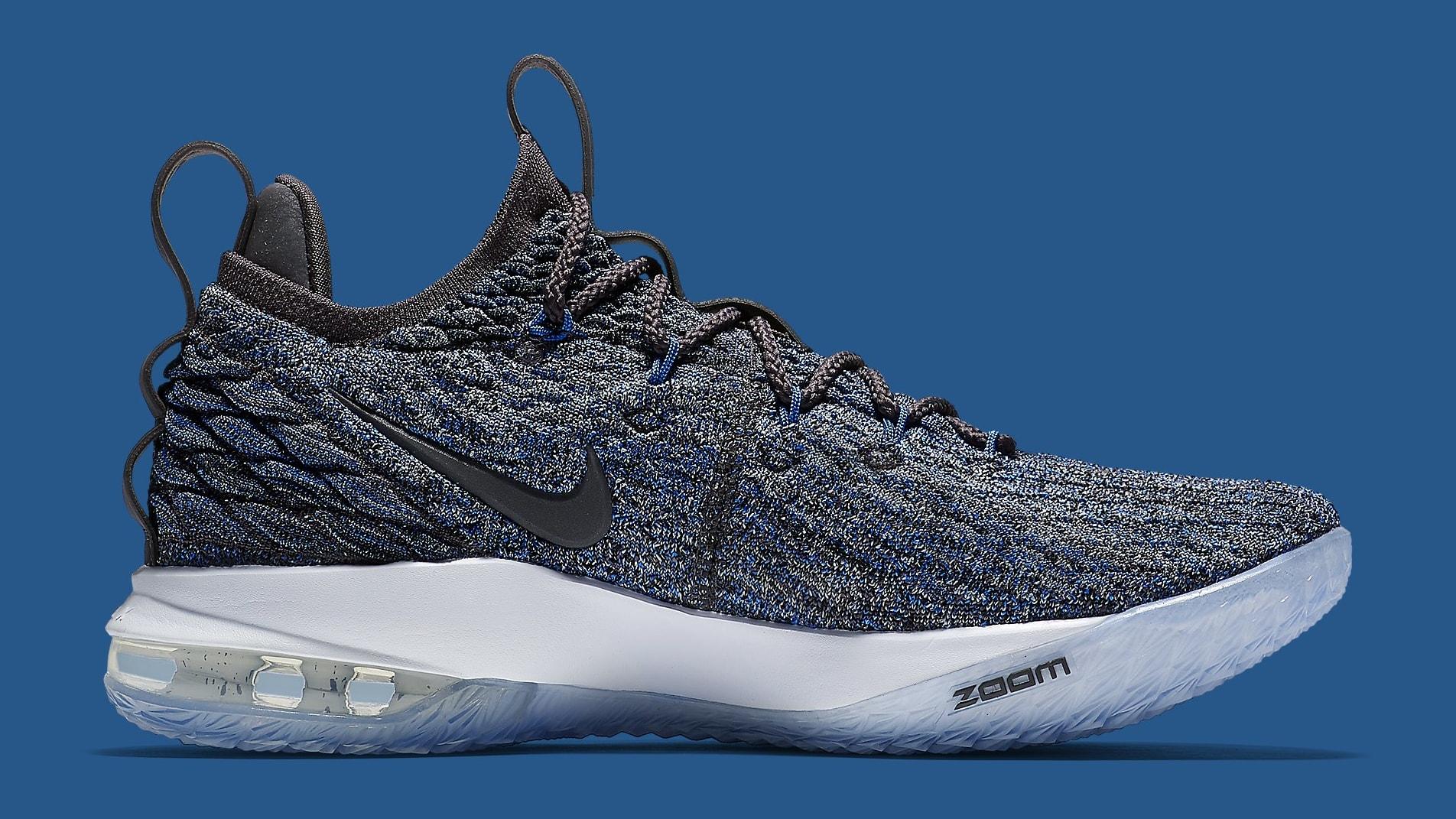 sale retailer 6a95e be183 Nike Lebron 15 Low Signal Blue Nike Vortex Vintage Retro ...