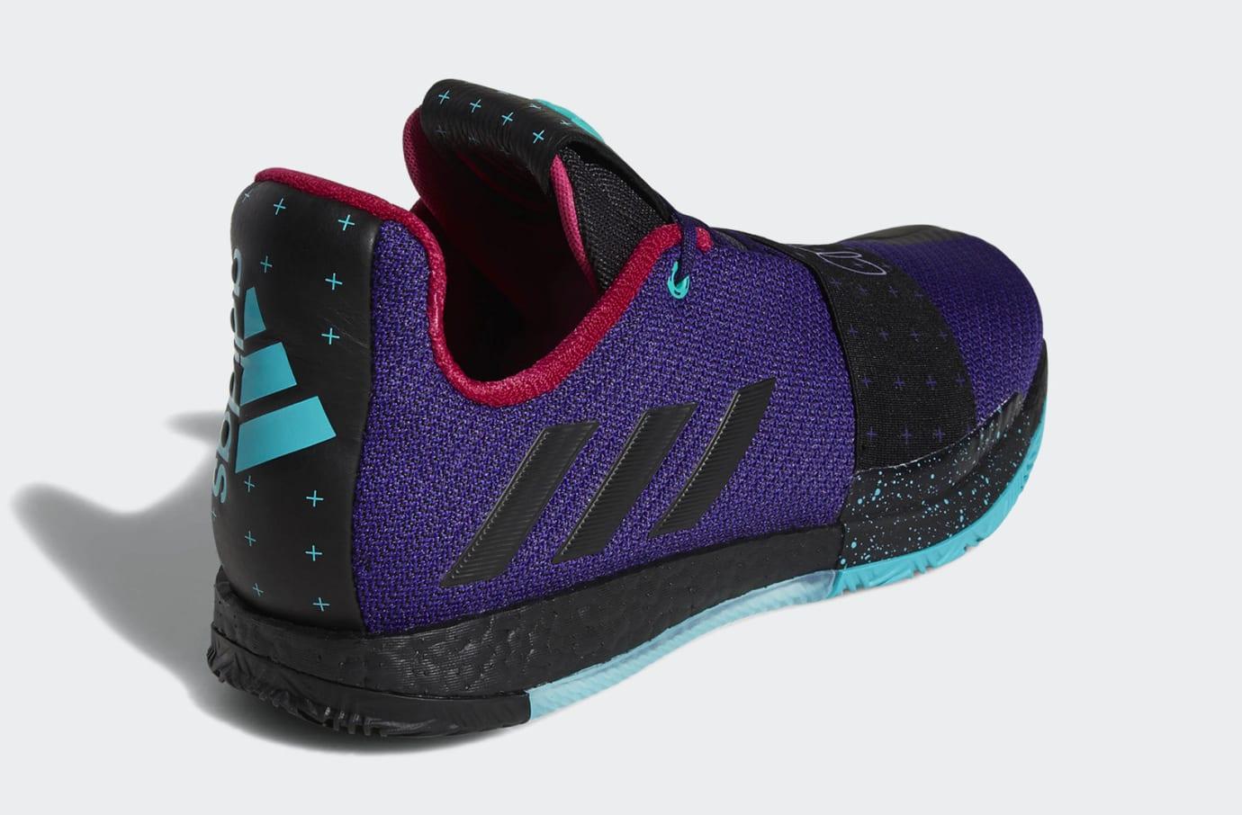 official photos ed072 99ece Image via Adidas adidas-harden-vol-3-drew-league-b42005-heel