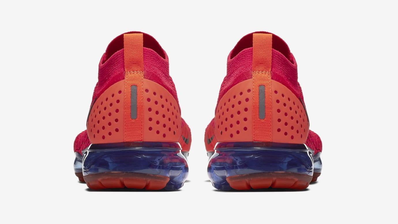 4f0dd66fe0 Nike Air VaporMax 2 'Red Orbit' July 19, 2018 Release Date AR5406 ...