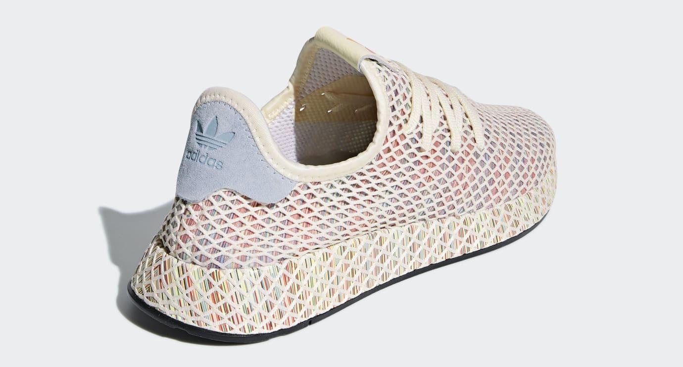 Adidas Deerupt 'Pride' CM8474 (Heel)