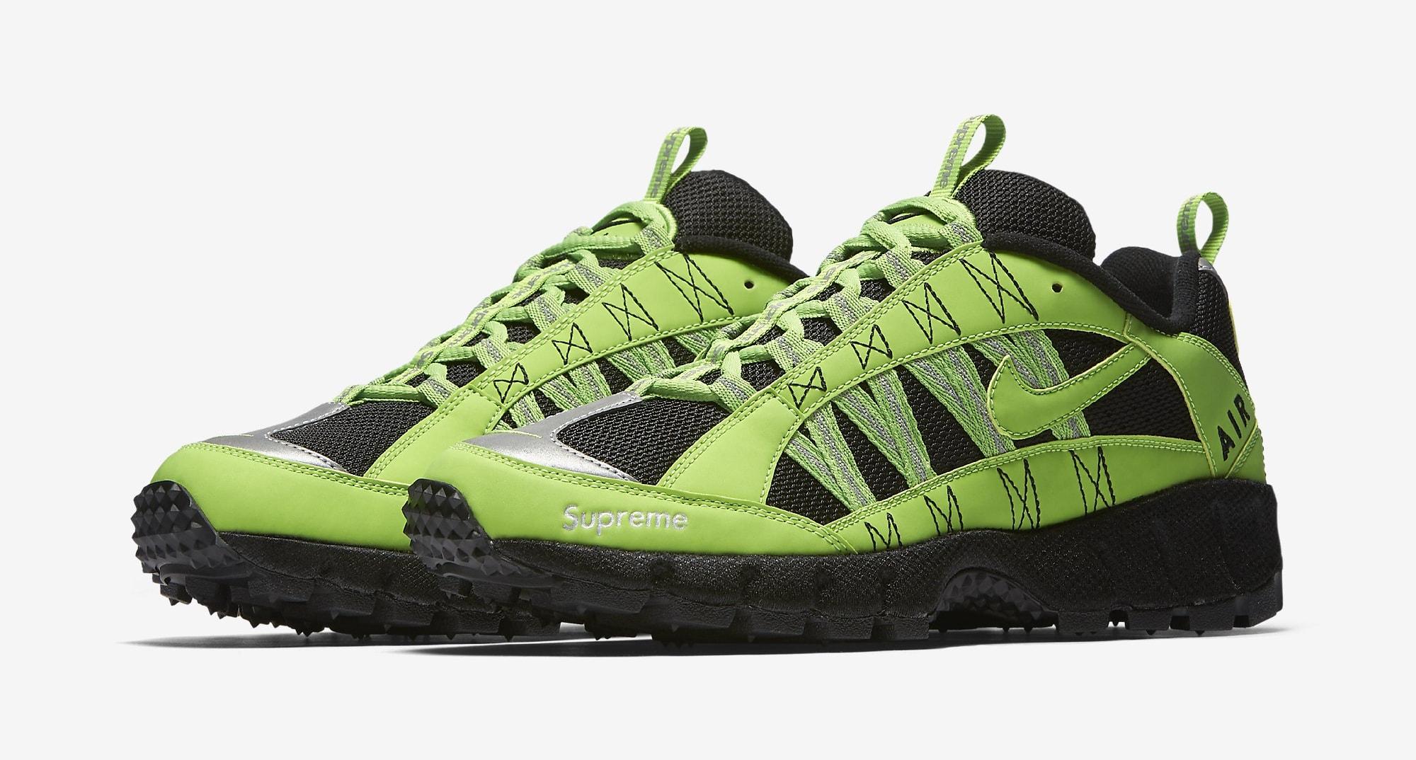Supreme x Nike Air Humara '17 924464-300 (Pair)