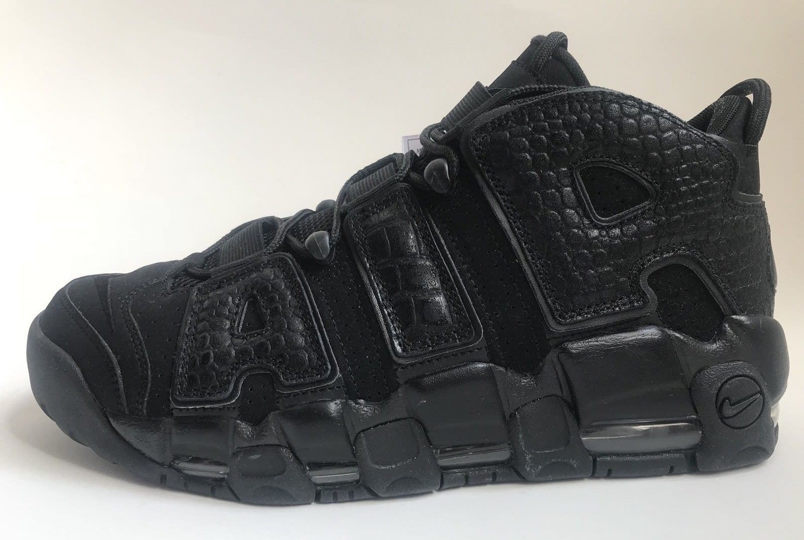 Nike Air More Uptempo 'Croc' Sample (Left Lateral)