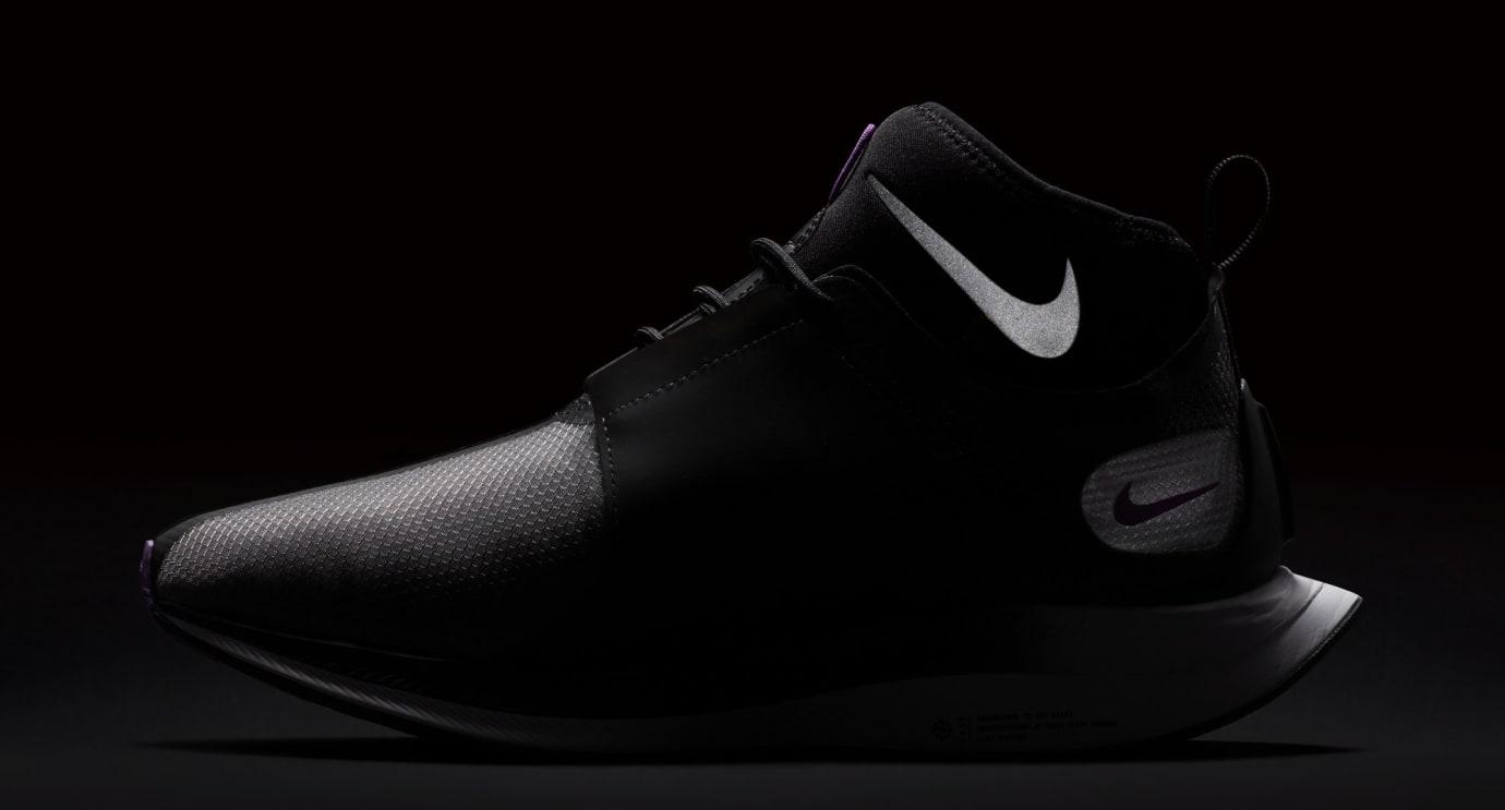 133c146aed55b Image via Nike Nike Zoom Pegasus Turbo XX  Black Bright Violet  WMNS AR4347- 001 (