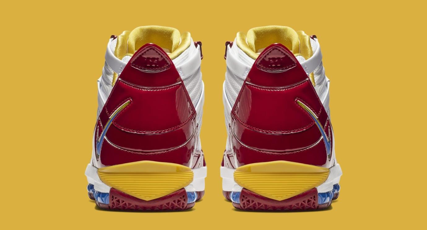 Nike Zoom LeBron 3 'SuperBron' AO2424-100 (Heel)
