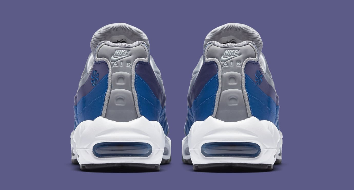 cheap for discount d32cf 206da Image via Nike Nike Air Max 95 Pinwheel AJ2018-001 (Heel)
