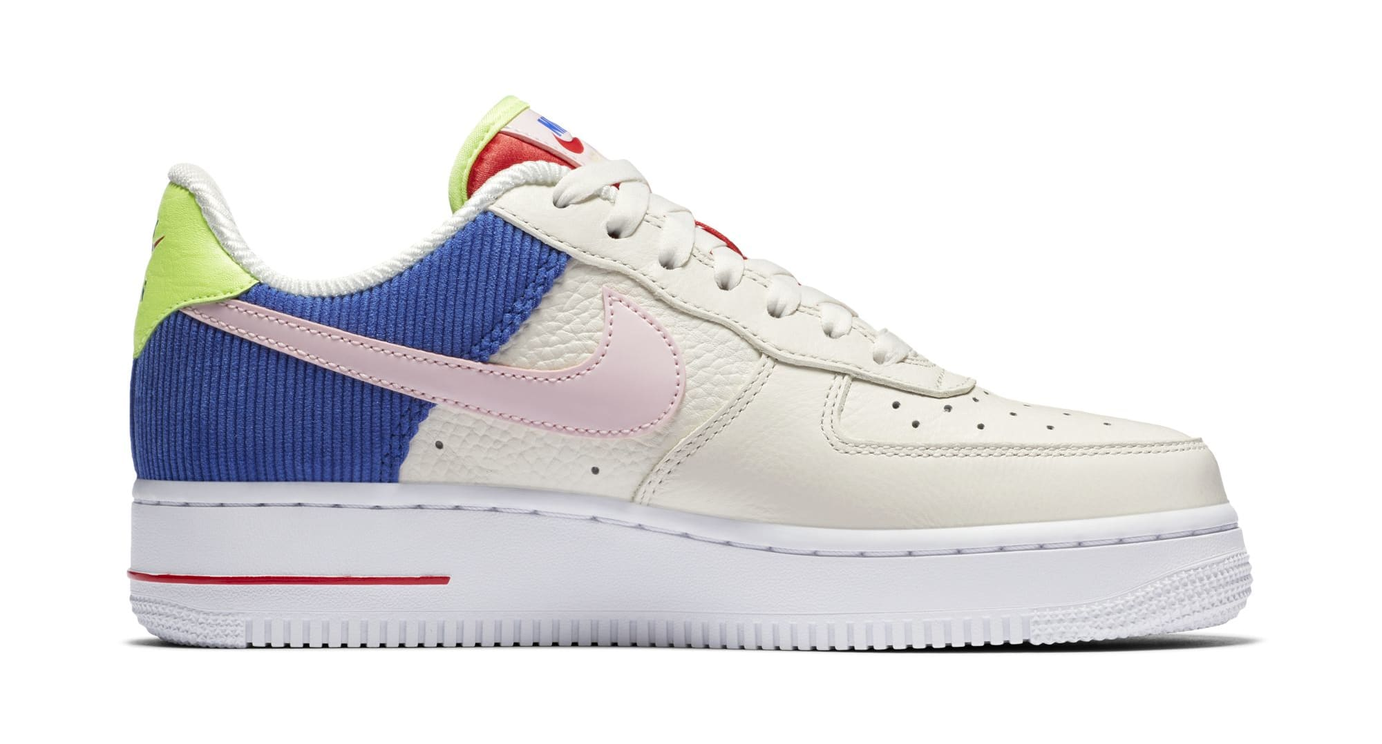 WMNS Nike Air Force 1 Panache (Medial)