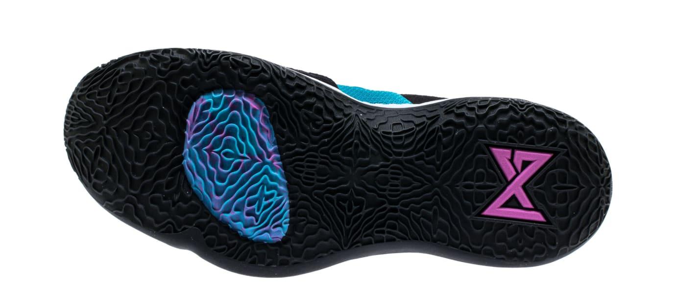 Nike PG2 'Blue Lagoon/Hyper Violet/White' AJ2039-402 (Sole)