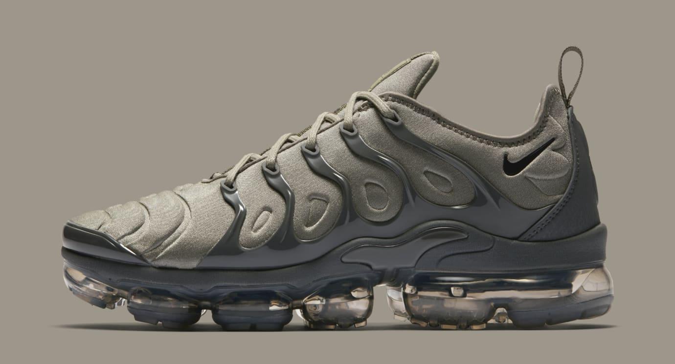 dbb0eb03374 Nike VaporMax Plus  Dark Stucco  AT5681-001  String  AT5681-200 ...