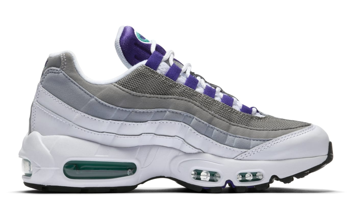 WMNS Nike Air Max 95 'Grape' 307960-109 (Medial)