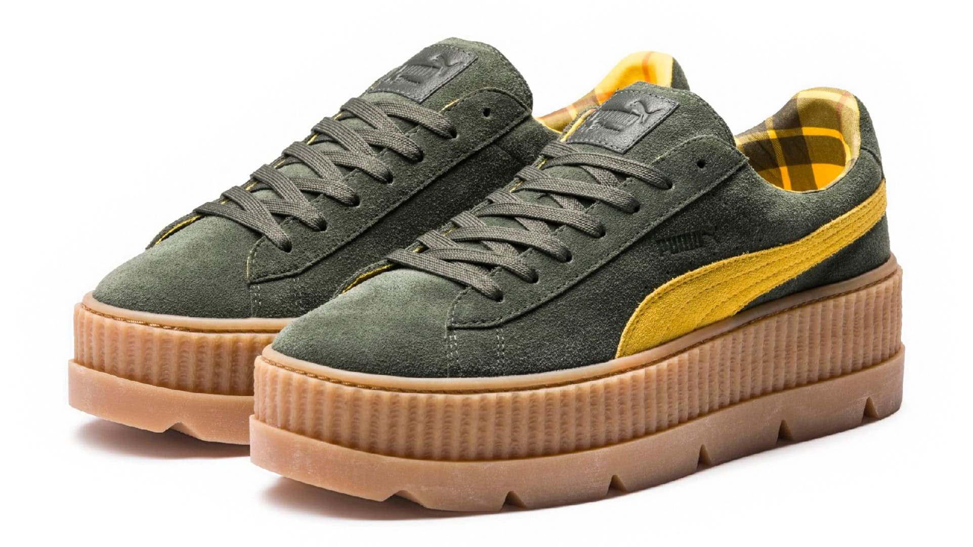 Fenty by Rihanna x Puma Cleated Creeper Suede