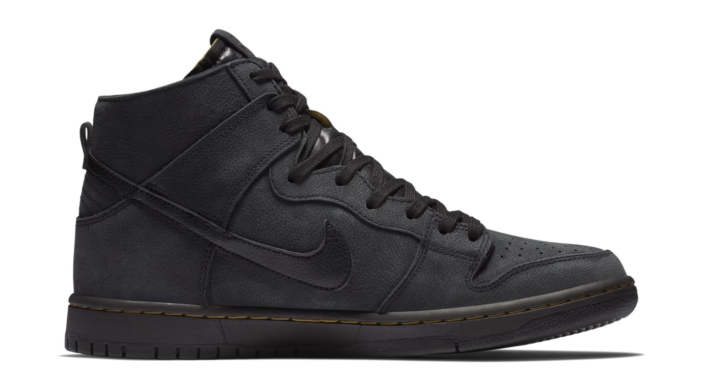 sale retailer e5fc0 788b7 Image via Nike Nike SB Zoom Dunk High Pro Decon AR7620-002 (Medial)