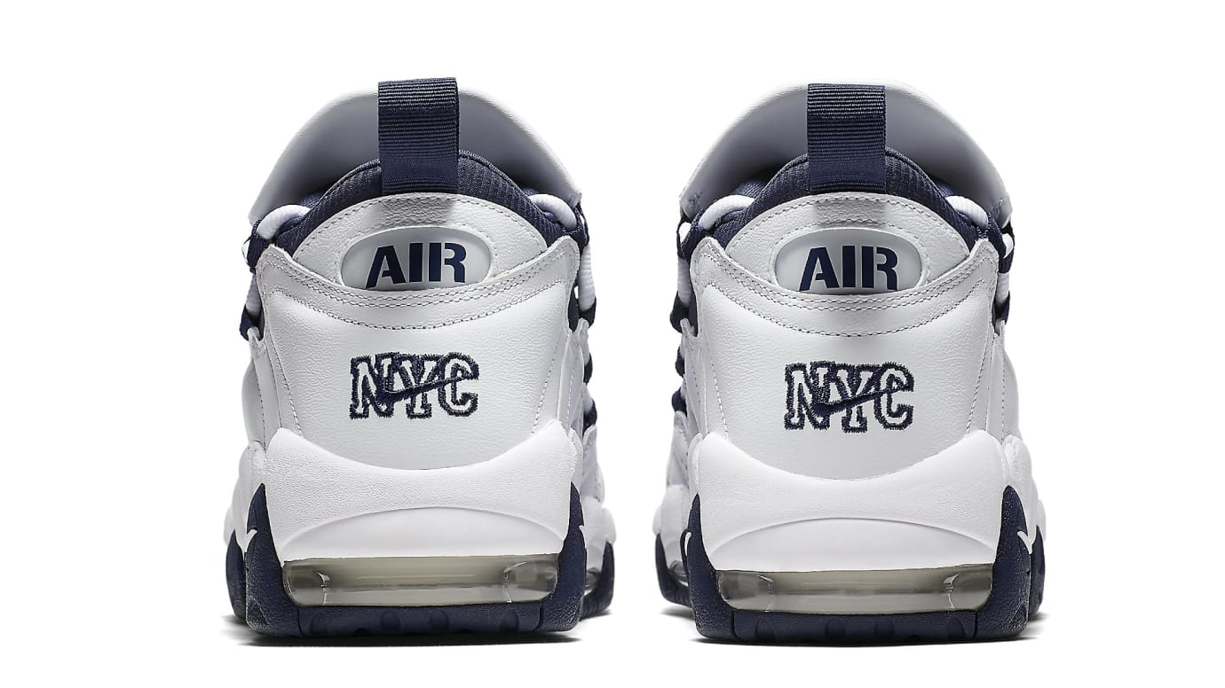 Nike Air More Money  The Bronx   Brooklyn  Release Date AR5401-100 ... 88ea932f6