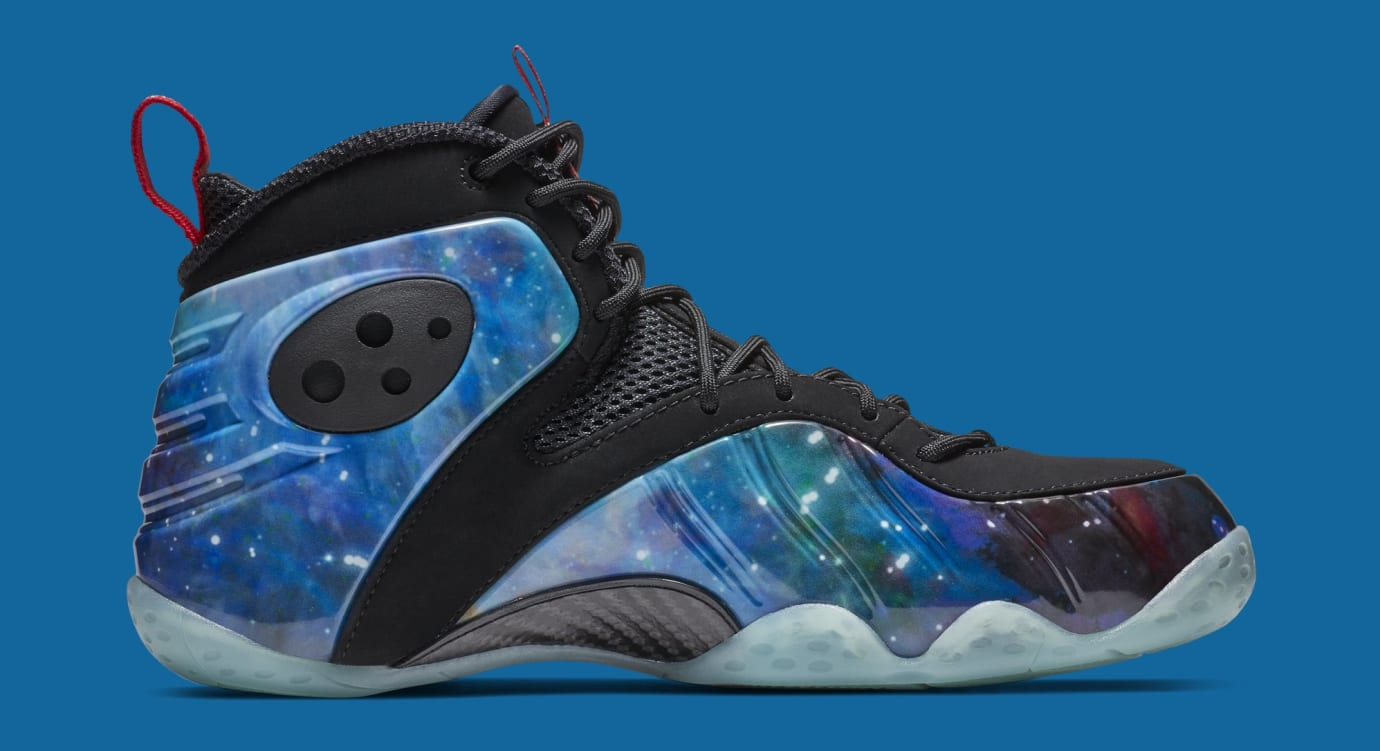 "Nike Zoom Rookie VB ""Galaxy"" CI2120-001 (Medial)"