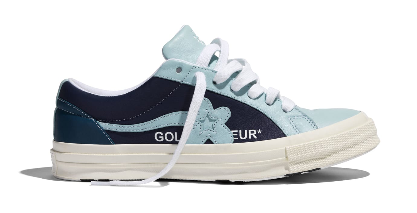 Tyler, the Creator x Converse Golf Le Fleur 'Industrial Pack' 164024 (Lateral)