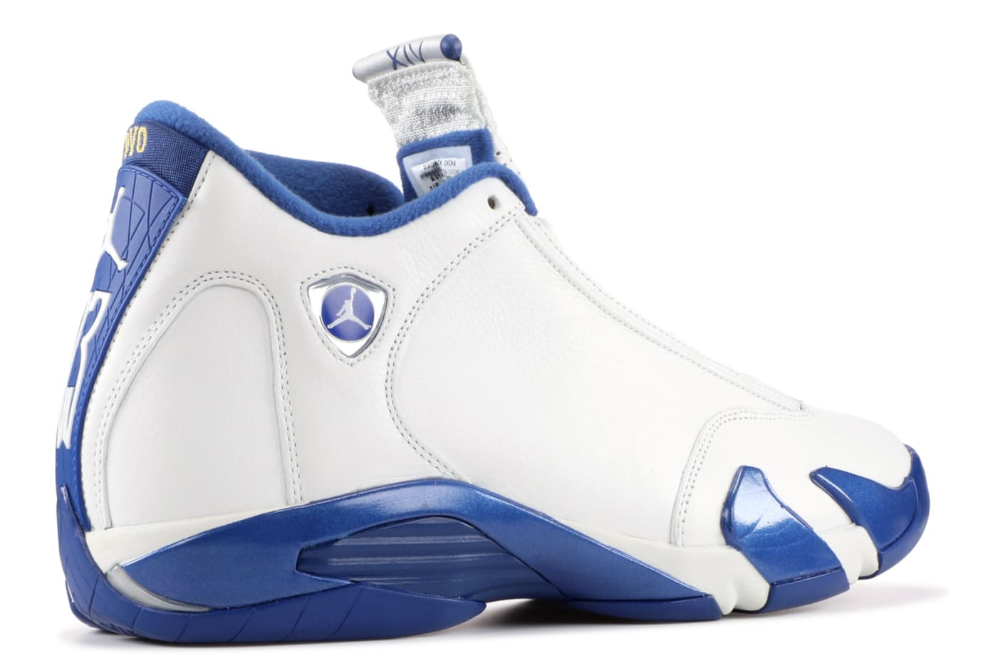 Air Jordan 14 'OVO/Kentucky' (Heel)