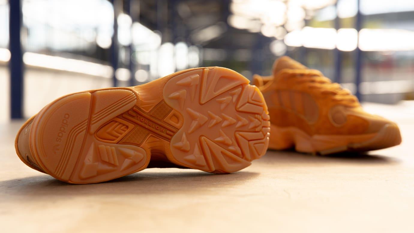 Size? x Adidas Yung-1 'Craft Ochre'