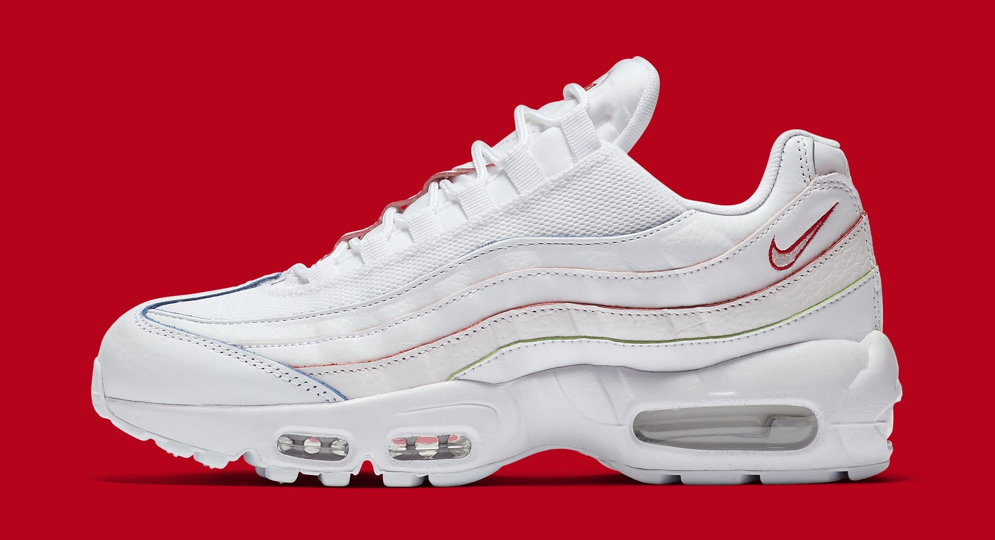 WMNS Nike Air Max 95 AQ4138-100 (Lateral)