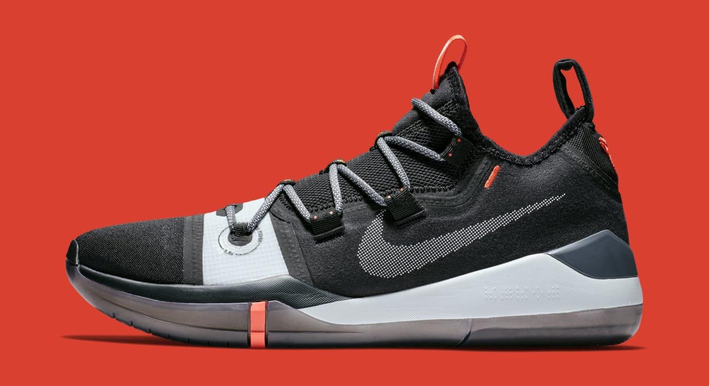 newest 94789 57d0d Nike Kobe AD  Black Multi  AV3555-001 (Lateral)