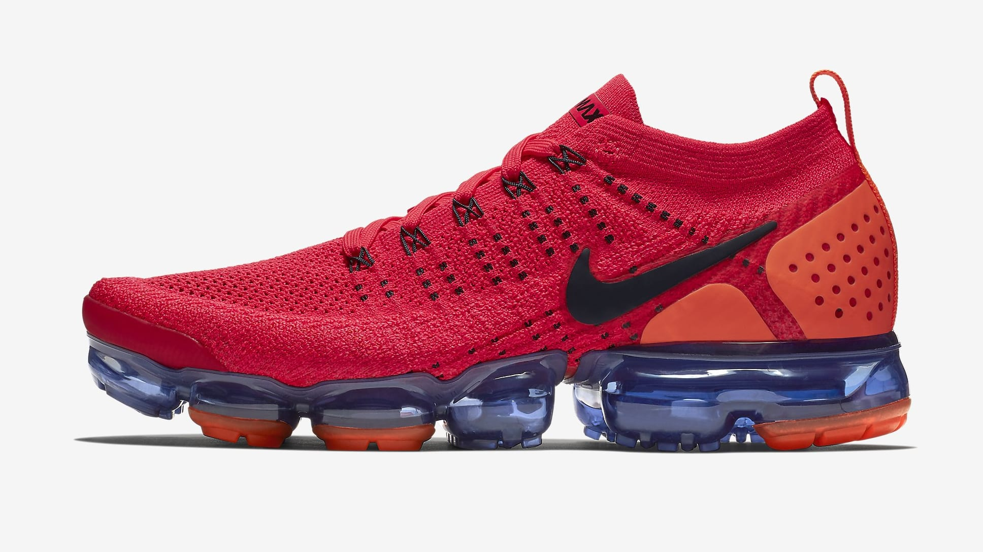 check out aeee0 71a5c ... order nike air vapormax 2 flyknit red orbit ar5406 326e7 b00f4