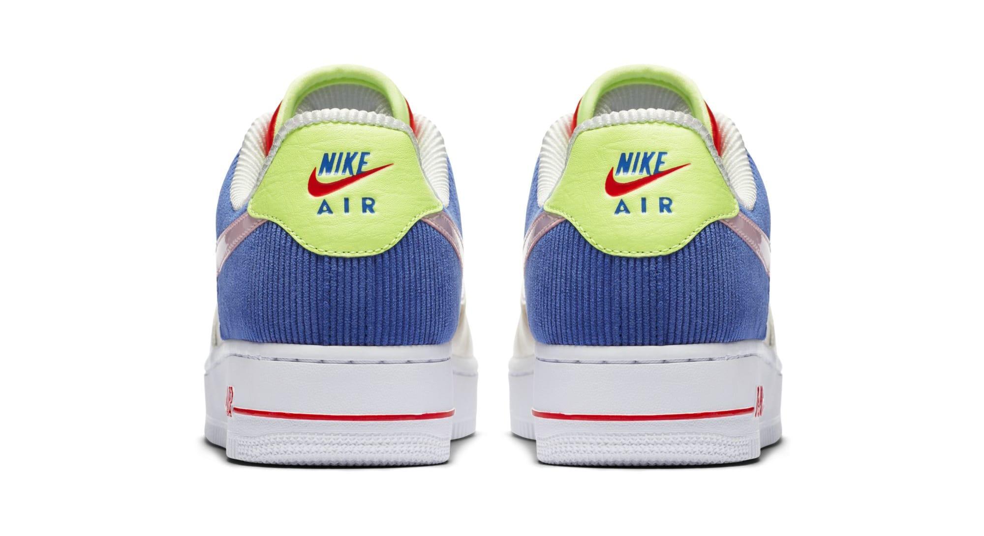 WMNS Nike Air Force 1 Panache (Heel)