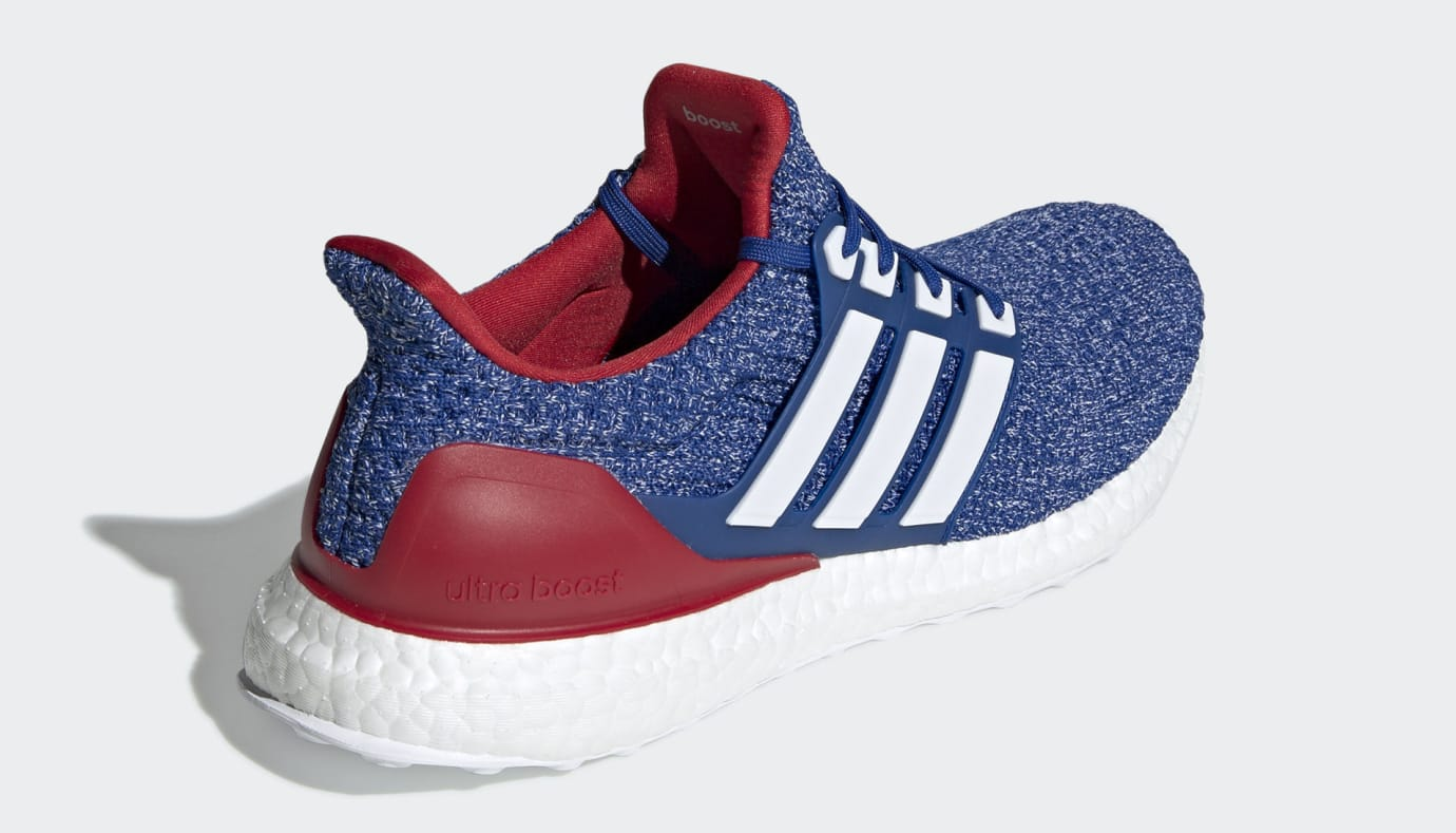 Adidas Ultra Boost 'USA' EE3704 Heel