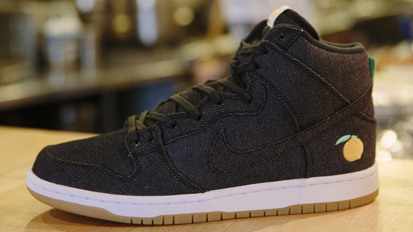 size 40 0512d bc2a3 Nike SB Dunk High Pro