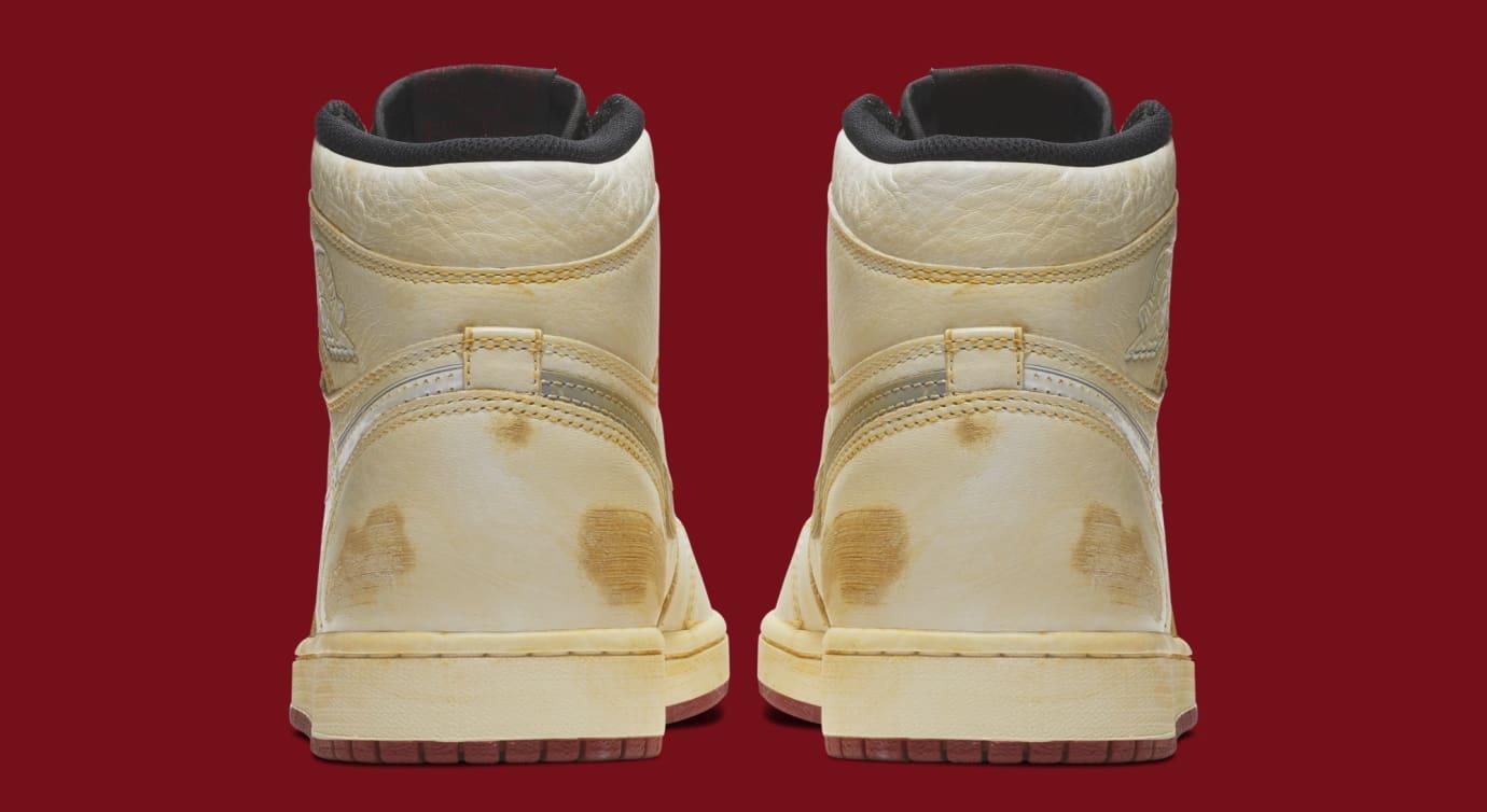 d83076434805 Nigel Sylvester x Air Jordan 1 High OG NRG Release Date BV1803-106 ...