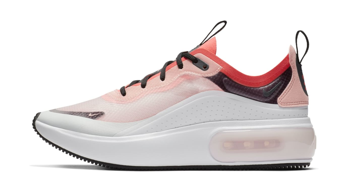 WMNS Nike Air Max Dia SE 'Pink/Black/White' (Lateral)