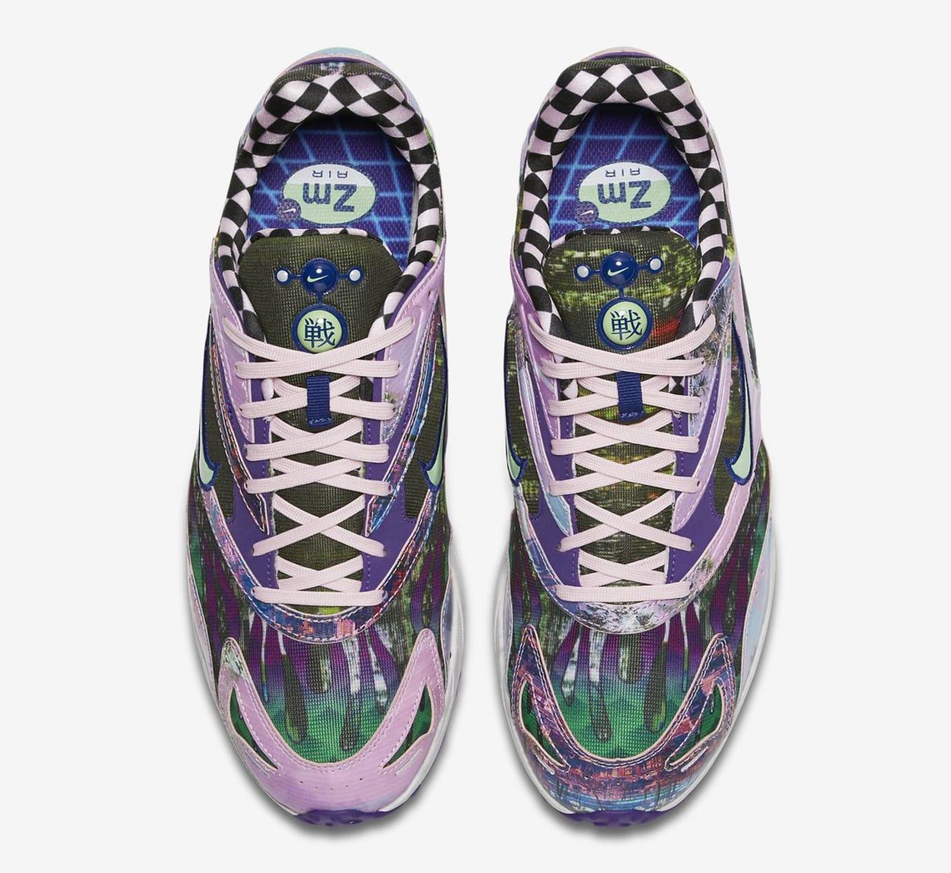 Nike Zoom Streak Spectrum Plus Premium 'Court Purple' (Top)