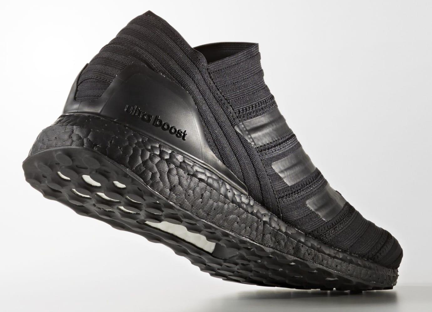 Adidas Nemeziz Tango 17+ 360 Agility 'Triple Black' CG3657 (Lateral)