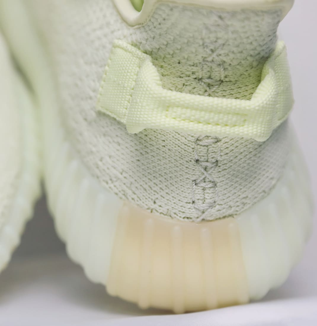 Adidas Yeezy Boost 350 V2 'Butter' (Heel)