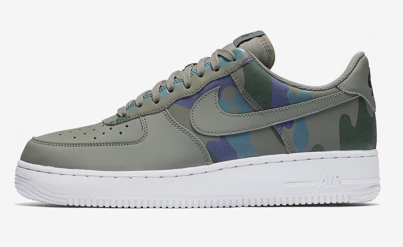 Nike Air Force 1 Low 'Country Camo' 823511-008 (Lateral)