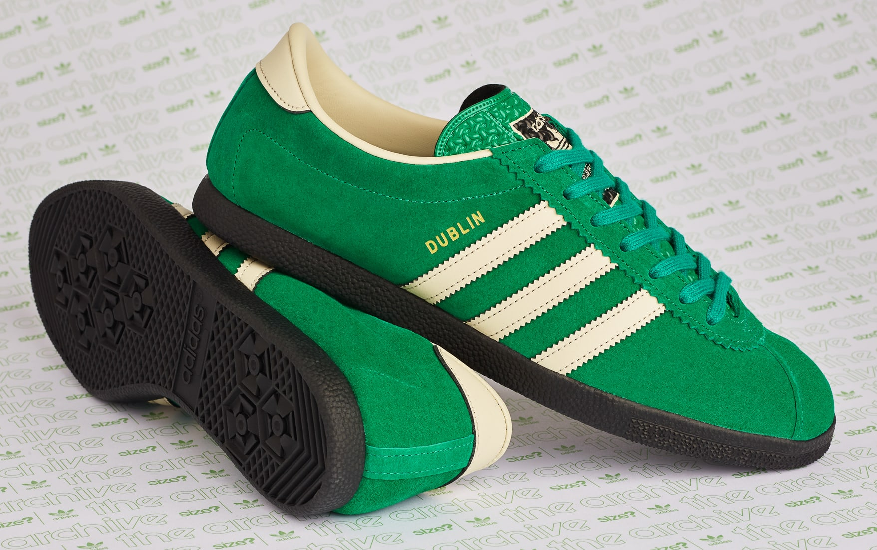 Size? x Adidas Dublin 'St Patrick's Day' (Sole)