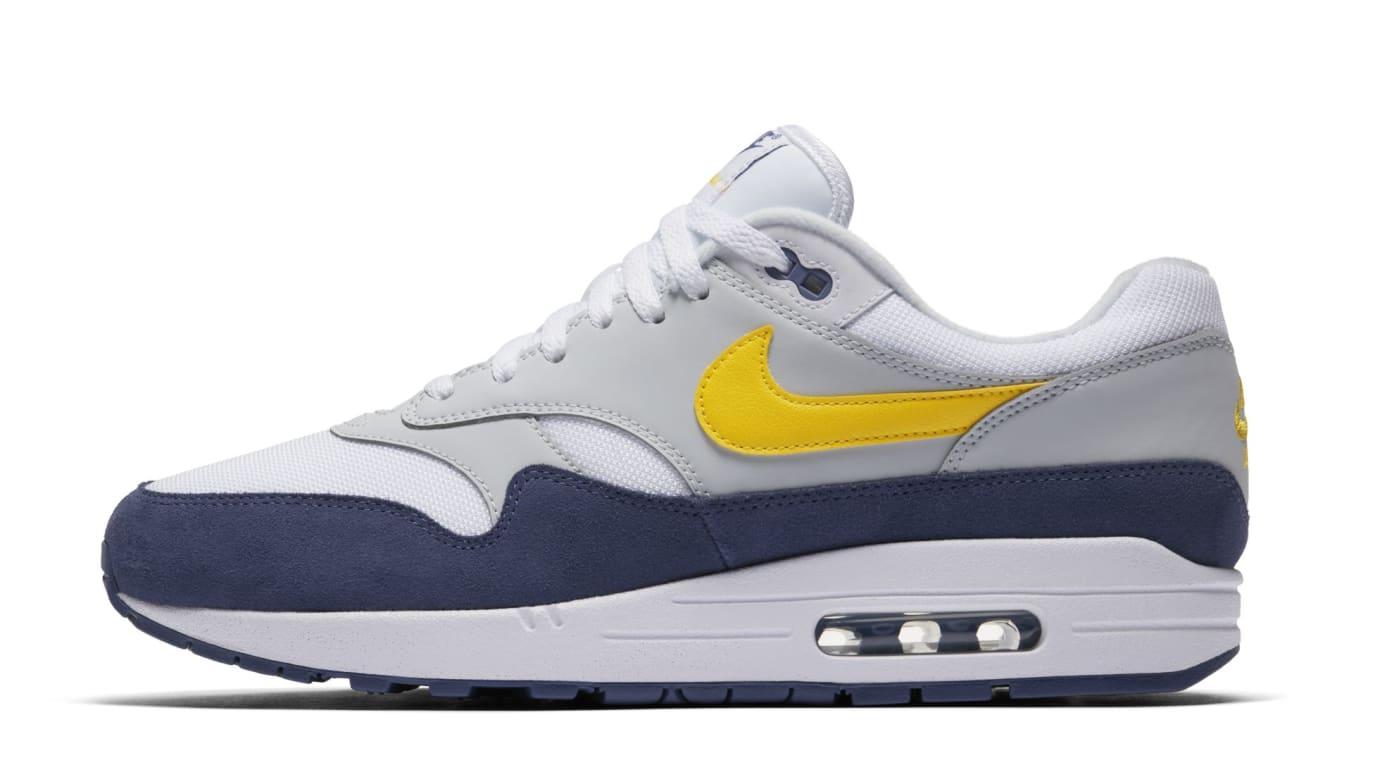 Nike Air Max 1 'Navy/Yellow'