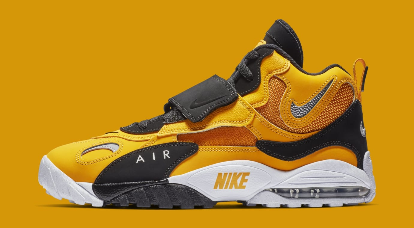 the best attitude d7124 680e5 Nike Air Max Speed Turf  Steelers  BV1165-700 (Lateral)