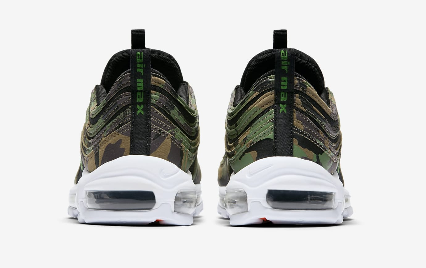Nike Air Max 97 'Country Camo' UK AJ2614-201 (Heel)