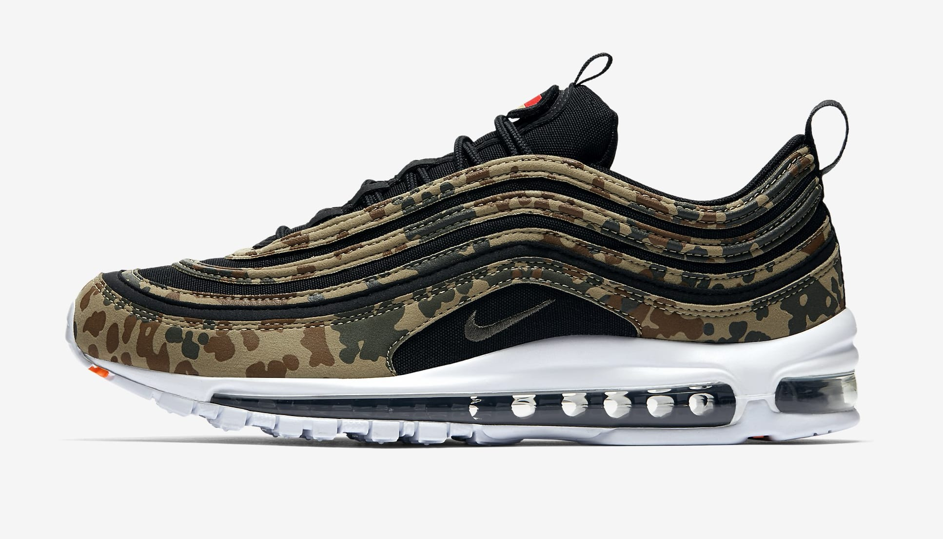 Nike Air Max 97 'Country Camo' Germany AJ2614-204 (Lateral)
