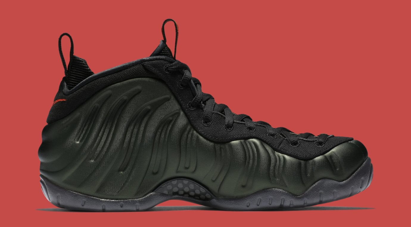 1b0d695e9d4 Image via Nike Nike Air Foamposite Pro  Sequoia  624041-304 (Medial)