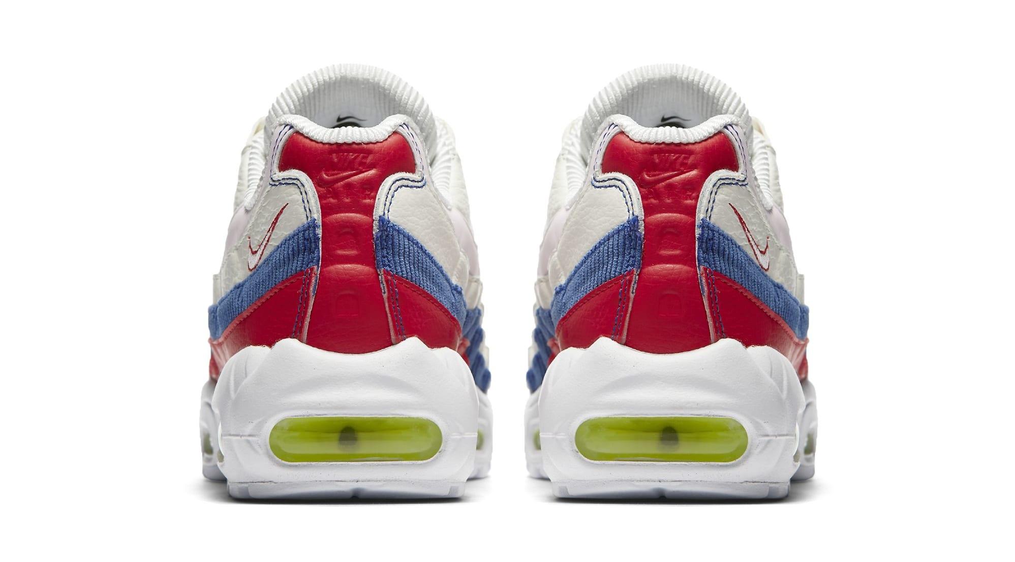 WMNS Nike Air Max 95 Panache (Heel)