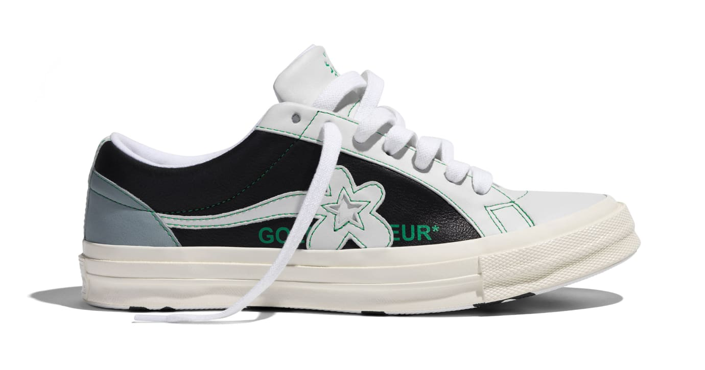 Tyler, the Creator x Converse Golf Le Fleur 'Industrial Pack' 164023 (Lateral)