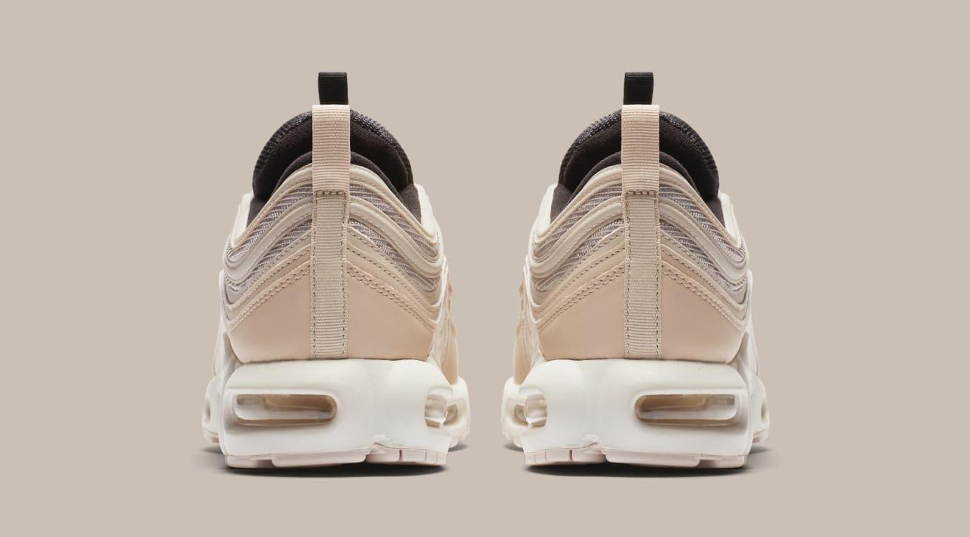 496c9f8a69ac45 Image via Nike Nike Air Max Plus 97  Light Orewood Brown  AH8143-100 (Heel
