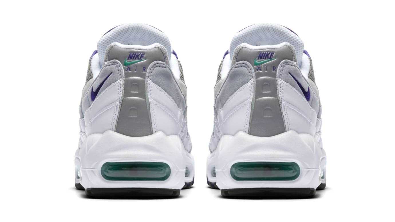 WMNS Nike Air Max 95 'Grape' 307960-109 (Heel)