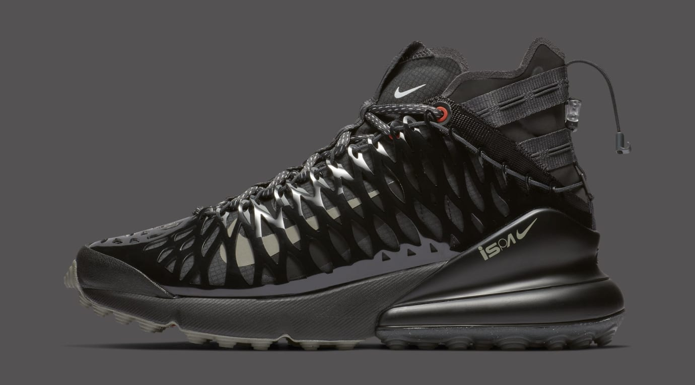timeless design 4f270 5a2ee Image via Nike Nike ISPA Air Max 270 SP SOE BQ1918-002 (Lateral)