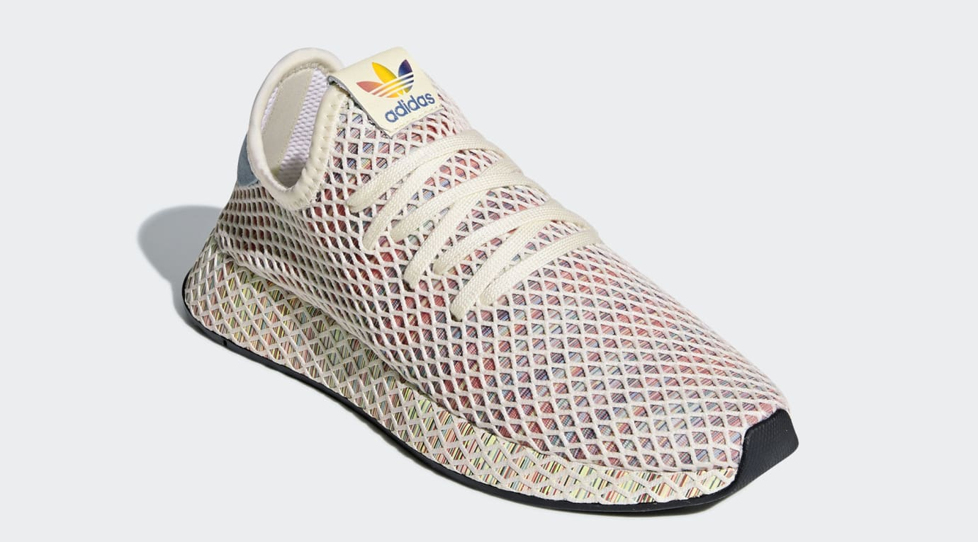 Adidas Deerupt 'Pride' CM8474 (Front)