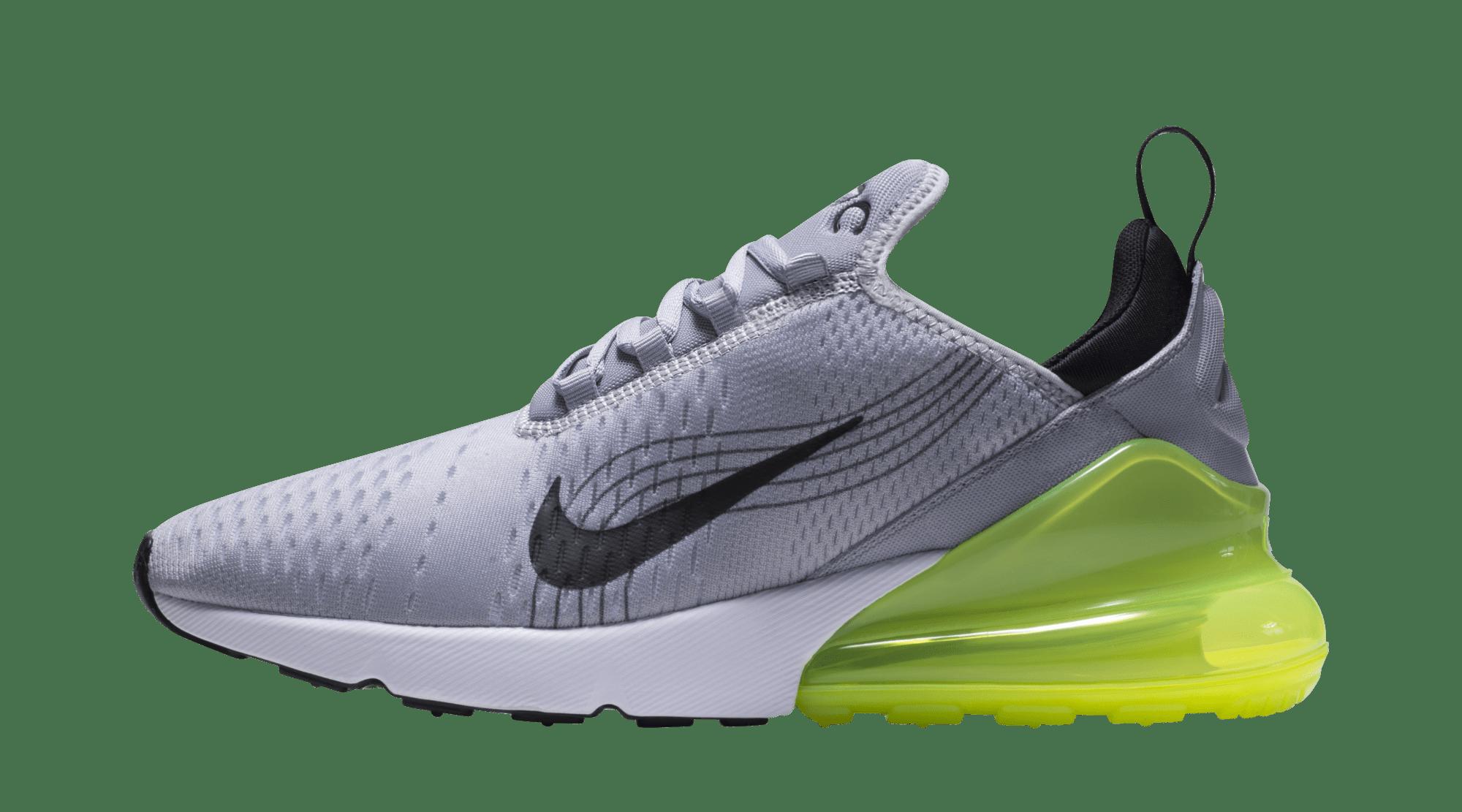 Nike Air Max 270 iD 'Mercurial Vapor' (Lateral)