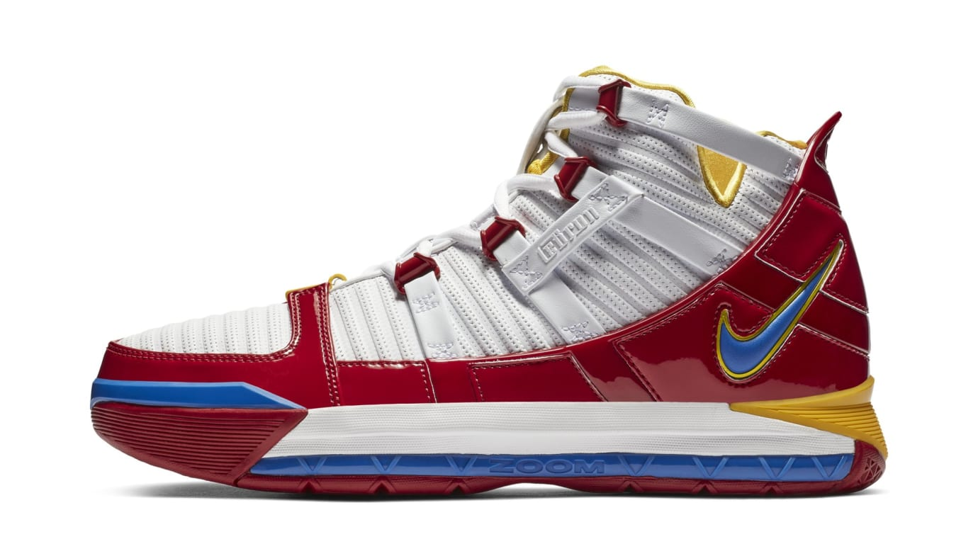 Nike Zoom LeBron 3 'SuperBron' (Lateral)