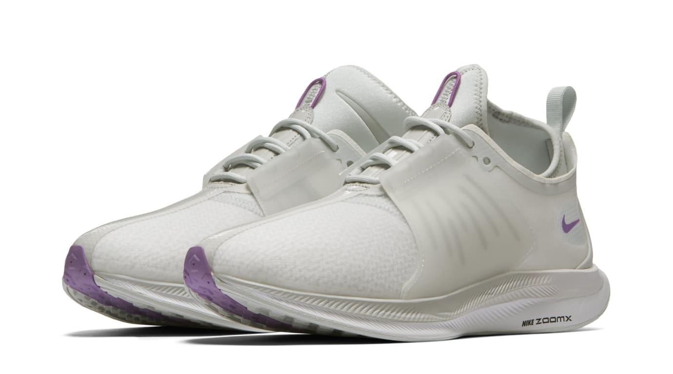 Nike Zoom Pegasus Turbo XX 'Pure Platinum/Bright Violet' WMNS AR4347-002 (Pair)