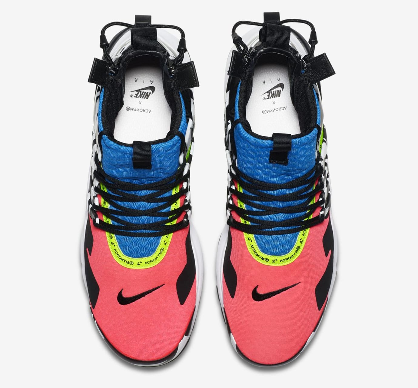 check out c580d 85df5 Acronym x Nike Presto Mid 2018 Collaboration | Sole Collector