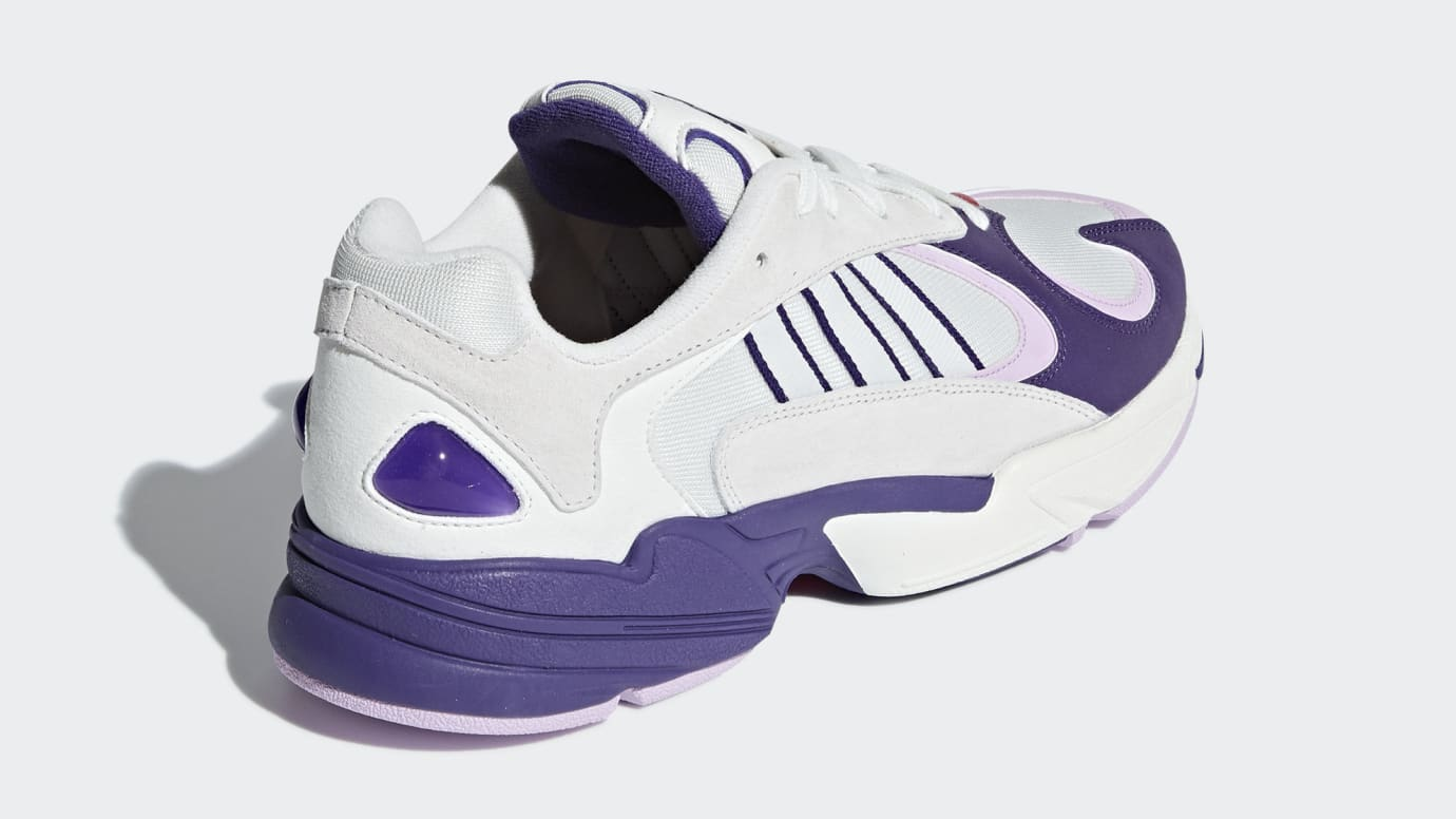 release date 7607f f9460 Image via Adidas adidas-yung-1-frieza-d97048-heel